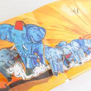 Pop-up Elephants Army