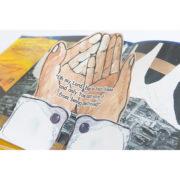 Praying Hands Dua Pop-up Page