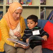 Baby Isa reading Surah Al-Feel